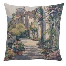 Streetlight in Ivy Decorative Pillow Cushion Cover
