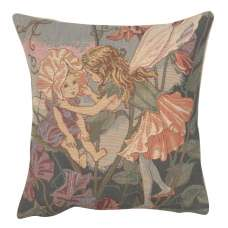 Sweet Pea Fairy Cicely Mary Barker  European Cushion Cover
