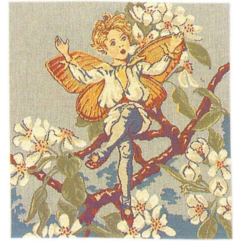 Pear Blossom Fairy Cicely Mary Barker European Cushion Cover