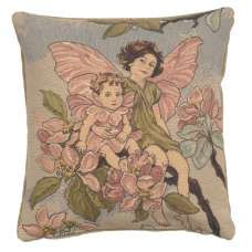 Apple Blossom Fairy Cicely Mary Barker  European Cushion Cover