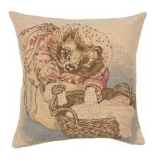 Mrs Tiggy Winkle Beatrix Potter  European Cushion Cover