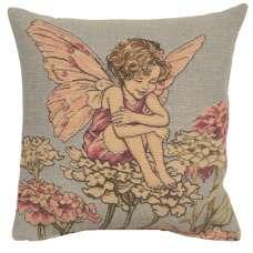 Candytuft Fairy Cicely Mary Barker  European Cushion Cover