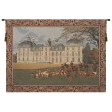 Cheverny I European Tapestry