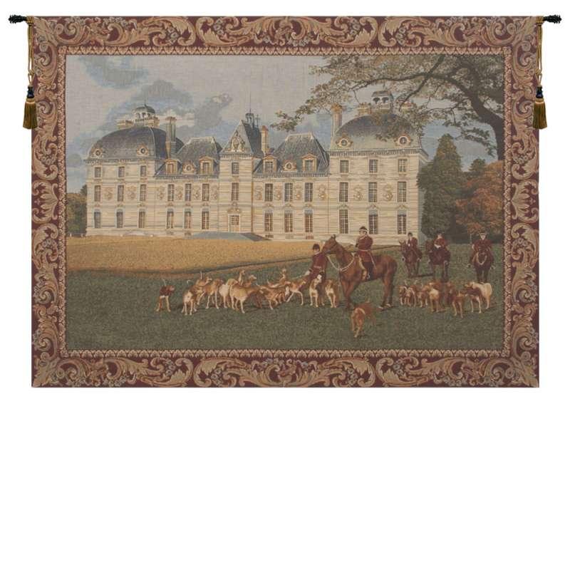 Cheverny I European Tapestry